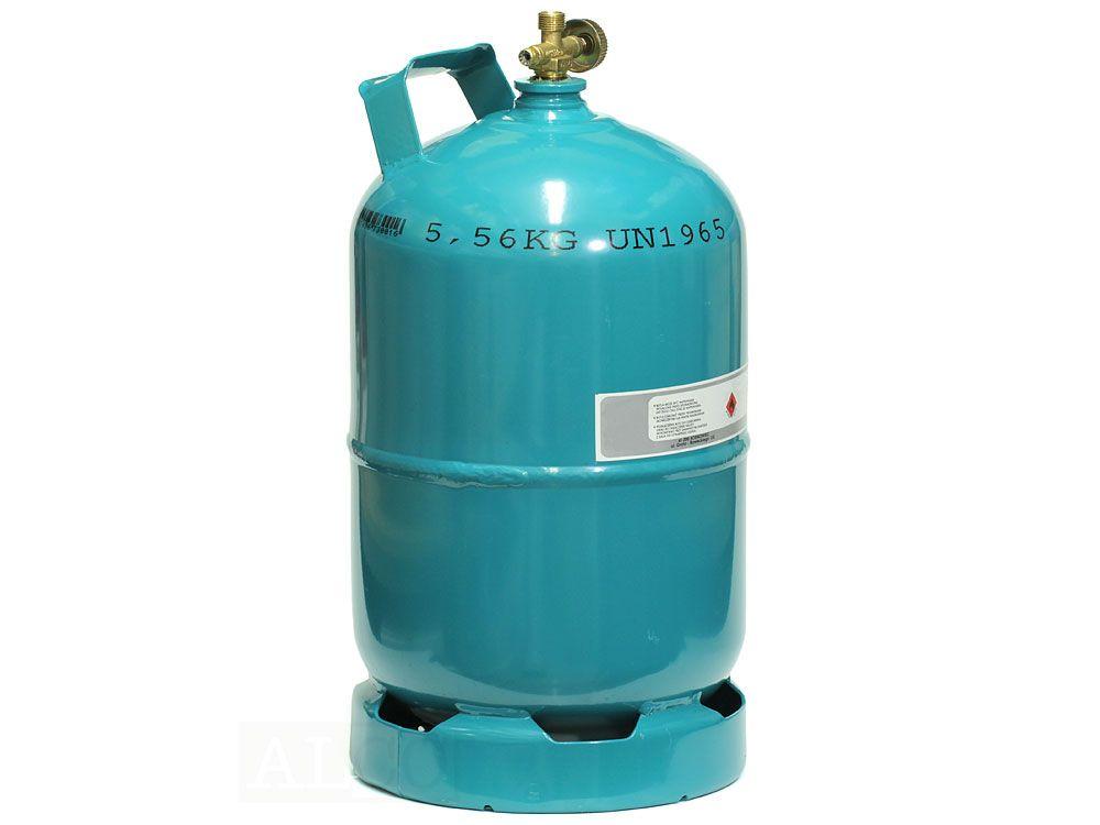 Aktualne Butla gazowa 5 kg propan butan - pusta - Alco Narzędzia Jubilerskie SV73