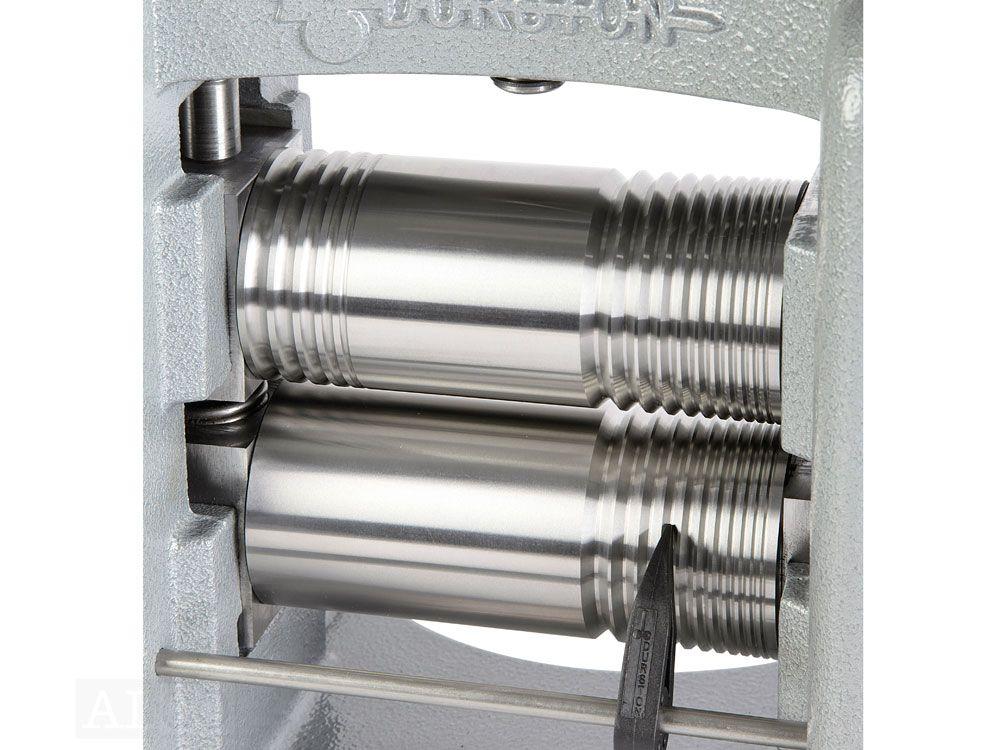 Nietypowy Okaz Walcarka jubilerska ręczna Agile C130 Durston - Alco Narzędzia UR36